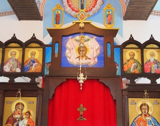 "Православен храм- ""Рождество на Пресвета Богородица"""